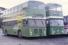 Crosville HVG936 & HDG900 Wrexham Bus Photo Ref P1112