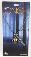 New Disney ABC Once Upon A Time Hook Replica Pendant Necklace