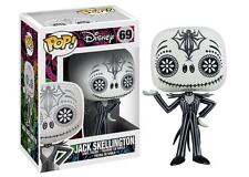 Funko Pop! Disney NBX JACK SKELLINGTON DAY OF THE DEAD Pop! Vinyl Figure NEW