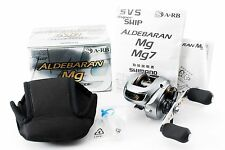 [Like New] Shimano Aldebaran Mg LH Baitcasting Reel from Japan #285