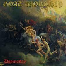 goat worship .doomsday' cd bathory