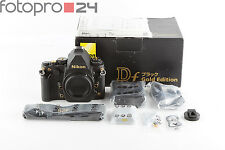 Nikon Df Kamera Body GOLD EDITION + TOP WIE NEU (3605234)