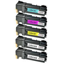 5 Toner für Xerox Phaser 6128 Series