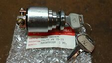 Harley Key Ignition Switch 3-Pole Shovelhead Ironhead Sportster Panhead Japan