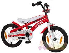 Little-Dax Kinderfahrrad 16 Zoll DAXIE rot/weiß NEU 512-LD-74