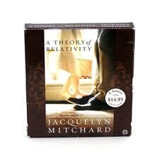 BOOK/AUDIOBOOK CD Jacquelyn Mitchard Fiction Novel A THEORY OF RELATIVITY