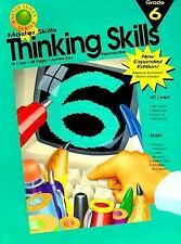 Master Skills Thinking Skills, Grade 6