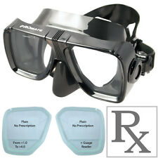 RX Prescription Corrective Scuba Dive Snorkeling Mask  MK245