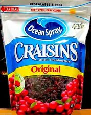 4 LB  Ocean Spray Craisin Dried Cranberries Original Fat Free FREE SHIPPING SALE