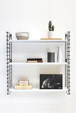 NEW Metaltex Metal 3 Tier Shelving Designed By Adriaan Dekker for Tomado White