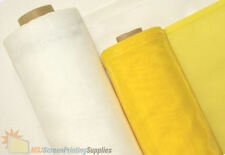 3 Yards - 125/48T Monofilament Polyester Mesh Count Silk Screen Printing Fabric