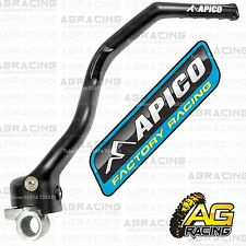 Apico Black Kick Start Lever Pedal For Kawasaki KX 250F 2010 Motocross Enduro