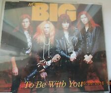Mr Big To Be With You  CD Single