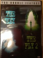 The Fly Collection THE FLY/THE FLY 2(DVD 2000 Double Feature)  BRAND NEW