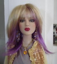 Monique Jojo Wig 5/6 Sybarites Numina Wiggs Lati Tyler Kish Blonde & Purple