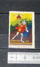 DELANDRE CINDERELLA TIMBRE LITTORALE BEZIERS VIGNIFICATION SULFOPHOSPHATE HUBERT