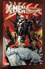 X-MEN -- The Age of Apocalypse Alpha Volume 1 DELUXE TPB