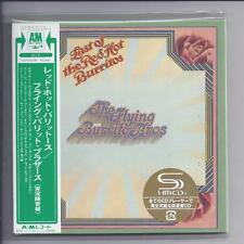 The FLYING BURRITO BROTHERS Last Of The Red Hot Burritos JAPAN mini lp cd SHM cd