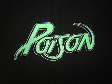 Vintage Concert T-Shirt  POISON 87  NEVER WORN NEVER  WASHED ( TALK DIRTY TO ME)