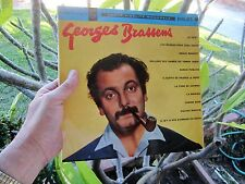 "GEORGES BRASSENS  EARLY SELF TITLED 10""  Very Nice CONDITION!"