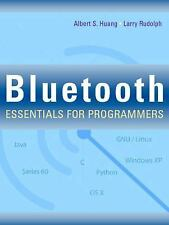 Bluetooth Essentials for Programmers by Albert S. Huang and Larry Rudolph...
