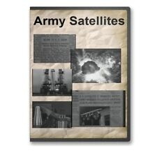 Army Space Satellites Story of Explorer I & III Big Picture Documentary DVD A819