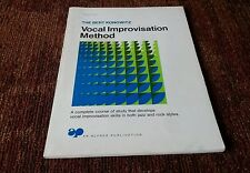BERT KONOWITZ Vocal Improvisation Method ALFRED vintage music book