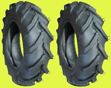 TWO 6-12 LRB Carlisle Tru Power Ag Lug Garden Tractor Tires  with FREE SHIPPING