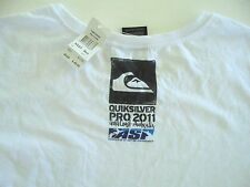 BNWT QUIKSILVER COLLECTORS QUIKSILVER PRO 2011 THE BEST T-SHIRT  (MED)