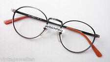 Economy kleine Unisex Metallbrille Pantogestell Kinderbrille Antiklook occhiali