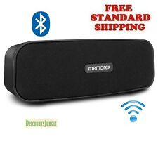 RB MEMOREX MW212 UNIVERSAL PORTABLE BLUETOOTH WIRELESS SPEAKER MW212BK