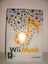 JEU NINTENDO WII - WII MUSIC COMPLET