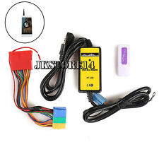 Car USB Aux-in Adapter MP3 Player Radio Interface For Audi A2 A4 A6 S6 A8 TT S4