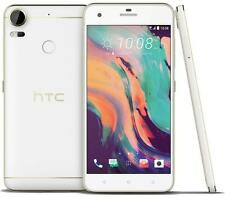 "HTC Desire 10 Pro White 64GB 5.5"" 20MP 4GB RAM Android Phone By FedEx"