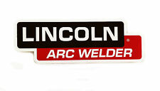 "Lincoln SA-200 Arc Welder Pipeline Decal 12""x4""  BW830"