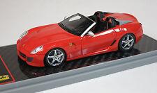 BBR 1/43 2010 Ferrari SA Aperta Rosso Dino BBRC49E  #150 of 200 Made