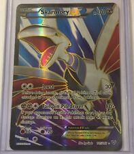 Pokemon Skarmory Ex XY 145/146 Full Art Holo Mint