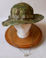 "BOONIE HAT ""MULTI-CAM"" 50-50 NYCO RIPSTOP, MIL-SPEC., R&B, 7(SMALL)  NEW!"