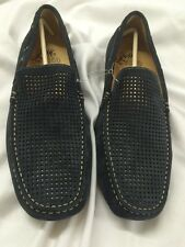 Johnston and Murphy Men's Casual Suede Shoes Size 9, Retails For $169