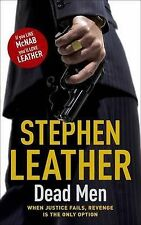 Dead Men (Dan Shepherd Mystery) Stephen Leather Very Good Book