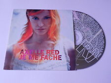 Axelle red - je me fache - cd single