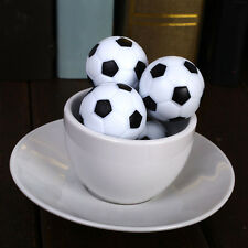 4Pcs 36mm Plastic Mini Soccer Table Foosball Ball Football Fussball Indoor 2017