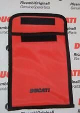 Ducati Superbike factory tool kit empty bag under seat to load your own BAG ONLY