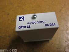 OPTO 22 GD-DA4 0-5VDC Solid State Relay Output Module 11 Pin New