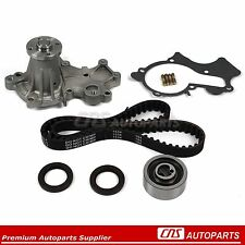 Timing Belt Water Pump Kit 89-95 Suzuki Sidekick Geo Tracker 1.6L 8-Valve G16KC