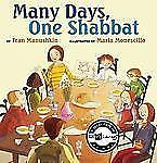 Many Days, One Shabbat by Fran Manushkin (2011, Hardcover)