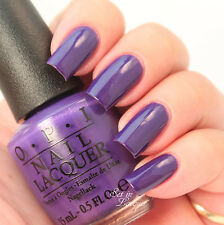 NEW! OPI Nail Polish Vernis DO YOU HAVE THIS COLOR IN STOCK-HOLM ~ PURPLE