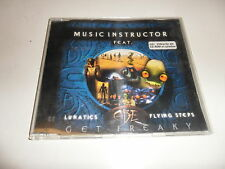 Cd   Music Instructor Feat.  Lunatics ,  Abe ,  Flying Steps  ‎– Get Freak