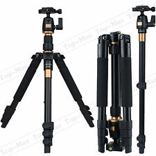 Professional Ball Head Tripod For Digital Canon fuji Sony Camera DSLR