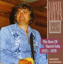 Narvel Felts - Drift Away-Best (1973-79) [CD New]